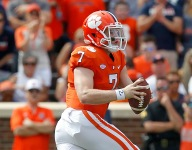 Brice shows out in Orange & White game