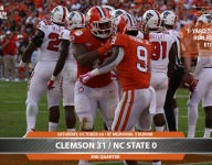 Clemson continues to pour it on Wolfpack
