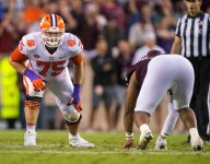 Hyatt leaves Clemson as its most decorated offensive lineman