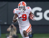 NC State's goal is to stop Etienne, Clemson running game