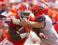 Who has the edge? No. 1 Clemson at Syracuse