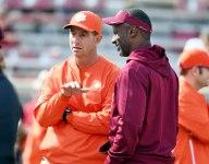 To turn FSU around, Taggart says 'beat' Clemson