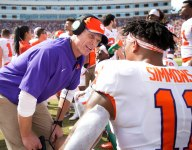 Clemson looks to keep Venables at the top