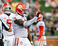 Hall looks forward to coaching new blood at defensive end