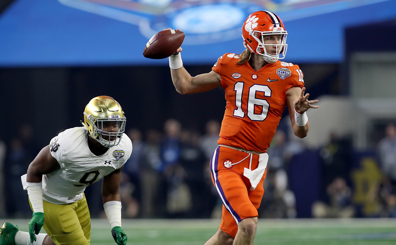 Swinney puts the clamp on different uniform combinations | The ...