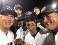 Former Clemson coach leads Team USA to gold medal