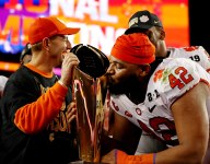 Wilkins: 'I came to Clemson to leave it better than I found it'