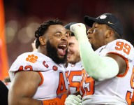 Being a Clemson Tiger means more to Wilkins than anything else he accomplished