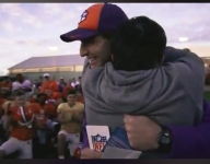 Swinney surprises popular team manager with Super Bowl tickets
