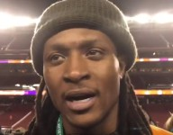 DeAndre Hopkins: 'I knew we were going to win'