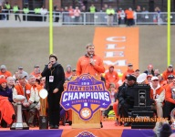 Hyatt responsible for turning O-Line into national champs
