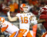 The NFL will get Trevor Lawrence in 2 years, for now let Clemson have him