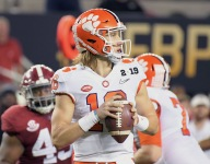 Clemson's projected spring depth chart
