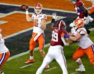 McFarland tells SEC media, Alabama fans 'Clemson was the better team'
