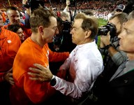 Would Swinney ever leave Clemson for Alabama?