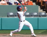 Clemson storms in front in the sixth