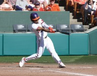 Clemson completes sweep of VMI