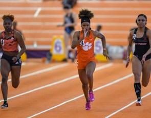 Clemson sprinter has found motivation within herself