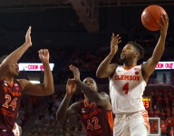 Mitchell drives Clemson in win over Hokies