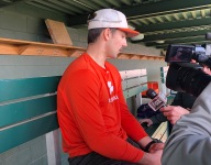 Clemson pitcher tore his UCL