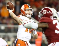 Alabama hungry to get back to CFP, play Clemson
