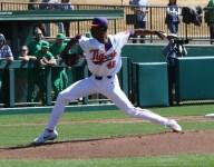 Tigers sweep Virginia Tech