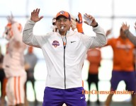 Swinney impressed by secondary's influx of youth