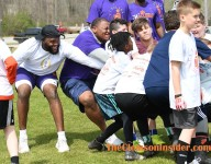 Clemson family supports C.J. Fuller Foundation Football Camp