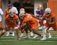 Clemson beat Alabama for the national championship on the practice field