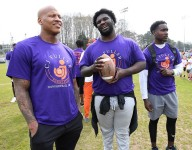 Pittsburgh Steelers' Shazier shows support at C.J. Fuller Camp