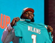 What They Are Saying: Christian Wilkins makes noise in Miami