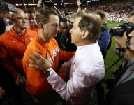 Saban has a little fun with Fisher's comment