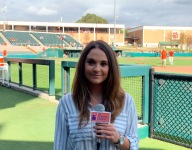 First Pitch with Katie: Louisville vs. Clemson Game 1