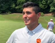 It's been a fun year for Bryson Nimmer, Clemson golf