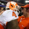 Swinney gives thoughts on Watson being unhappy in Houston