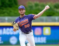 Clark named to All-ACC Tournament Team