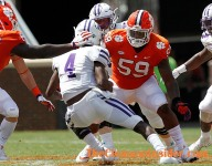 Williams leads youth movement at defensive tackle