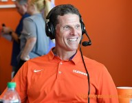 Venables feels good about newcomers at linebacker