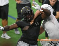 Photo Gallery: The next great Clemson defensive line at The Opening Finals