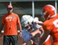 Swinney says Clemson is 'changing a lot of diapers' on D-line
