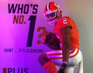 5-star, nation's No. 1 WR gives update on Clemson, recruitment