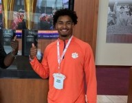 Clemson among finalists for 5-star, nation's No. 1 WR