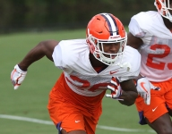 Jones has made big strides since early arrival to Clemson