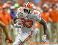 Clemson in better position at RB than originally thought