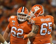 Clemson's O-line is not bowing down to criticism
