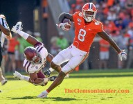 Former Clemson, current NFL receiver very high on Ross