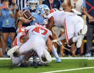 From the Sidelines: North Carolina Game