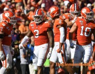 Swinney glad to see Thomas knocking the rust off