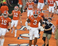 Disney movie to film at Clemson-Charlotte game