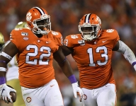 Clemson defensive tackle enters transfer portal